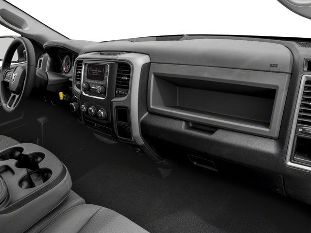 2017 Ram 1500 Tradesman 4x4 Quad Cab 6 4 Box In Casper Wy