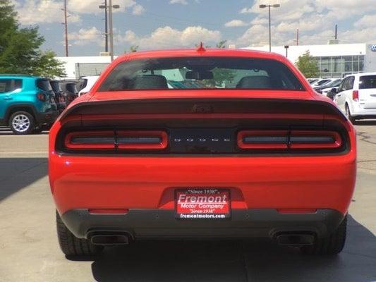 2019 Dodge CHALLENGER SRT® HELLCAT REDEYE